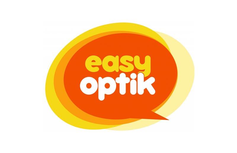 Identitat corporativa òptica Easy Optik