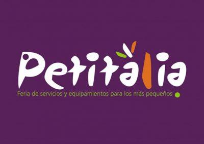 Identitat corporativa fira Petitàlia Lleida