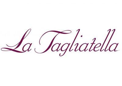 Identitat corporativa restaurants La Tagliatella