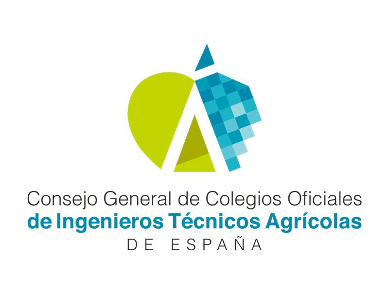 Logo Consejo General de Colegios Oficiales de Ingenieros Técnicos Agrícolas de España