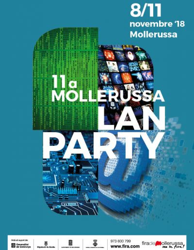 Mollerussa Lan Party 2018