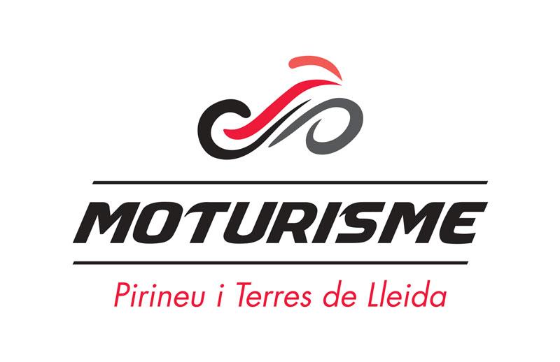 Identitat corporativa Moturisme Pirineu i Terres de Lleida