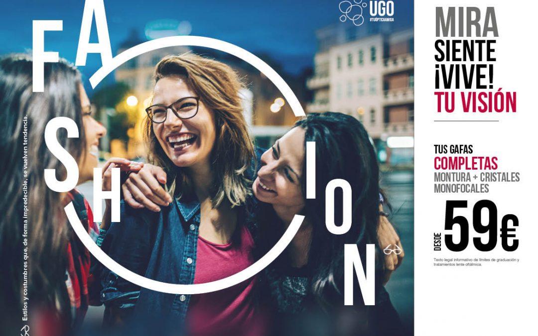 Campanya 2018 Unión General de Ópticas