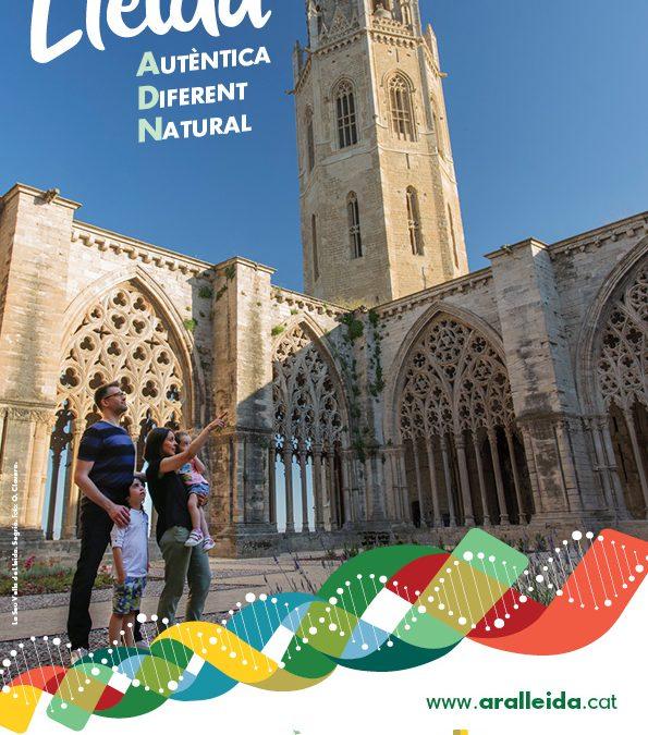 Campanya de turisme Ara Lleida: el nostre ADN!