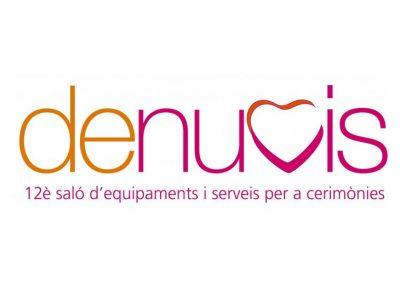 Identitat corporativa fira deNuvis Lleida