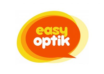 Identidad corporativa óptica Easy Optik