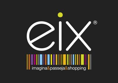 Identitat corporativa Eix Comercial de Lleida
