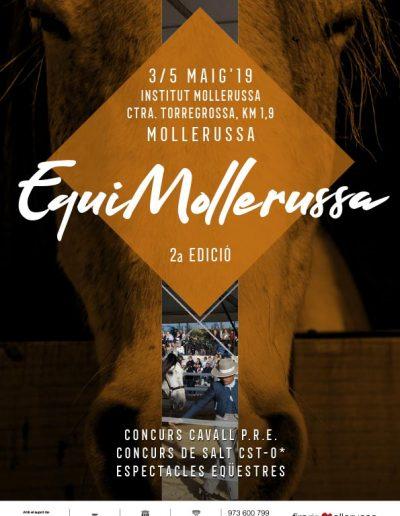 Cartelleria Fira de Mollerussa 2019