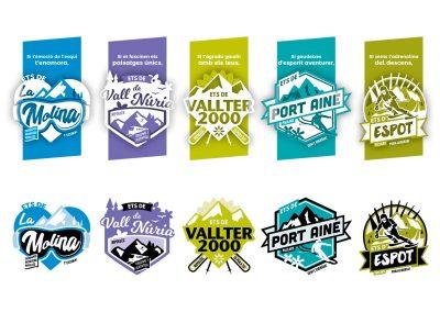 Campaña Turismo y Montaña Grup FGC: ets de…