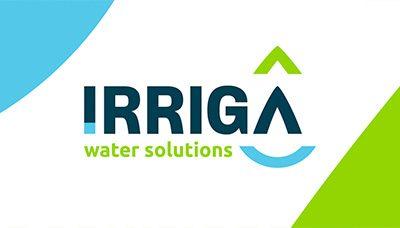 Rebranding de marca: OnGrub ara és Irriga Water Solutions