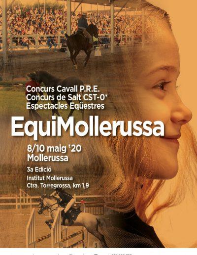 Cartelleria Fira de Mollerussa 2020