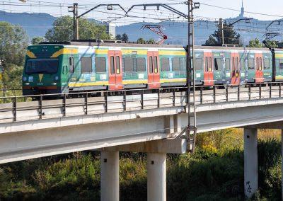 Promoció de l'oferta turística del Tren dels Llacs